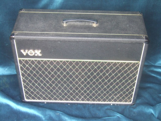 VOX AC30 2x12 EXTENSION CAB,VOX AC30s IN STOCK JMI TOPBOOST AC30,S ...